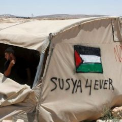 US to Respond Harshly if Israel Demolishes Palestinian Village Sussia