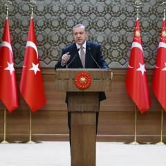 СМИ: правительство ФРГ считает, что Эрдоган поддерживает террористические группировки