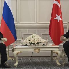 Erdogan, Putin talks to 'prioritize Syria, economy'