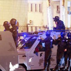 Death Penalty in Fatal Attack on Jordan Intelligence Office