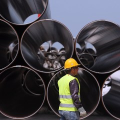 Turkey offers possibility of gas supplies through Turkish Stream to border with Greece