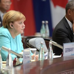 Merkel hopes Russia, US will agree on truce in Syria's Aleppo