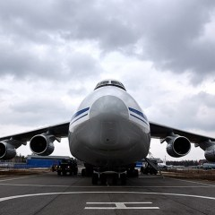 Russia may develop concept aircraft similar to Ukraine's An-124