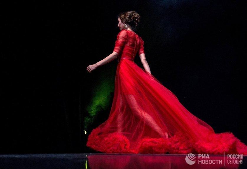 Участница Всероссийского конкурса красоты Miss World Russian Beauty.