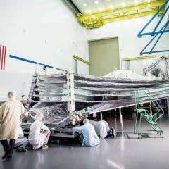A Mechanical Harmony to NASA's Webb Telescope Sunshield