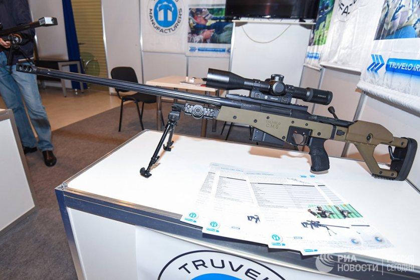 Снайперская винтовка производства южноафриканской компании Truvelo.