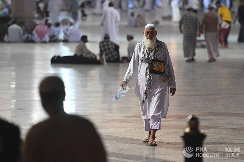 В Саудовской Аравии проходит хадж – ежегодное паломничество к мусульманским святыням в Мекке и Медине. В этом году в нем участвуют около 1,5 миллиона паломников – как из самой страны, так и из-за рубежа.