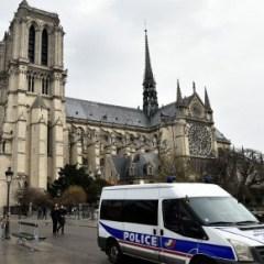 Paris … Women terror suspects and their failed plot