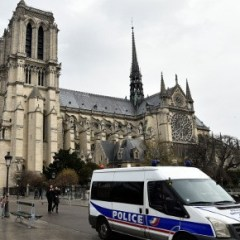 Paris … Women terror suspects and their failed plot