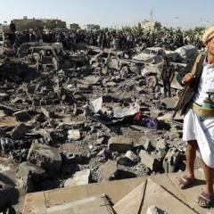 Reports: Saudi Arabia using illegal cluster bombs in Yemen