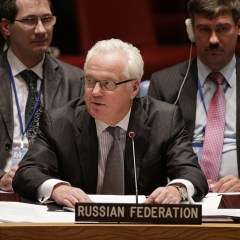Russia taking over UN Security Council presidency