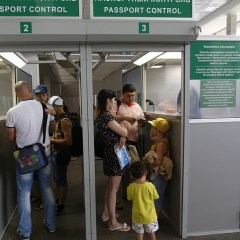 Russia to consider response measures if Kiev scraps visa-free regime