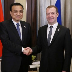 Mutual support, economy on agenda at upcoming meeting between Russian, Chinese PMs