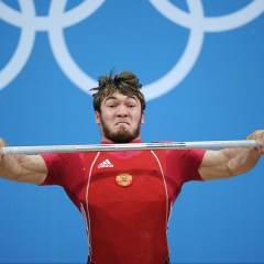 IOC strips Russian weightlifter Apti Aukhadov of 2012 Olympic silver