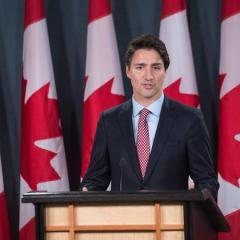 Canada says PM Trudeau won't travel to Brussels Wednesday