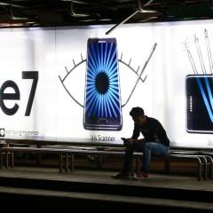 Samsung готов заменить «серые» Galaxy Note 7 в России