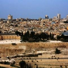 В Иерусалиме начались акции протеста