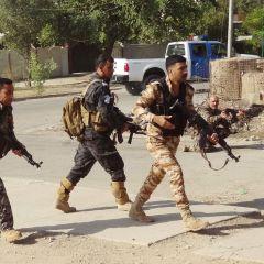 Attack in Iraq's Kirkuk over, 74 IS jihadists dead