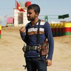 Курдов Сирии атакуют турецкая армия, боевики-исламисты и террористы ИГИЛ