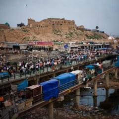 Militants attack Iraq city of Kirkuk