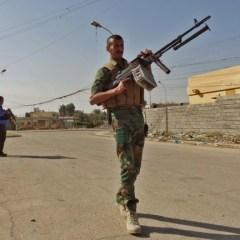 IS raid in Iraq's Kirkuk kills 46, mostly security forces