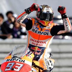 Marquez puts Honda on pole at Phillip Island