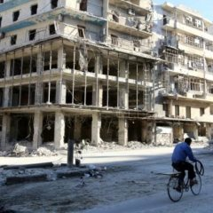 """Russia carries out no airstrikes near Aleppo"""