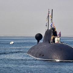 Россия передаст Индии вторую атомную подводную лодку
