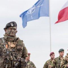 В Польше разместят около шести тысяч военных США и НАТО