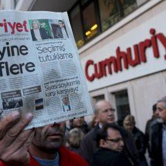 Турецкая оппозиционная пресса перебирается в Германию