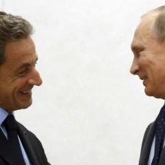BuzzFeed: Как Николя Саркози превратился из ожесточенного критика в пылкого поклонника Путина