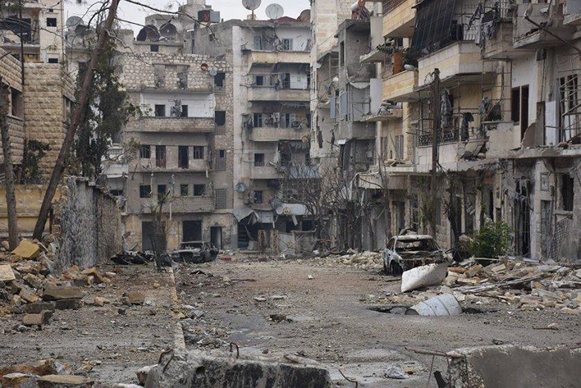 Командование сирийской армии 22 декабря официально объявило о полном освобождении Алеппо от террористов.