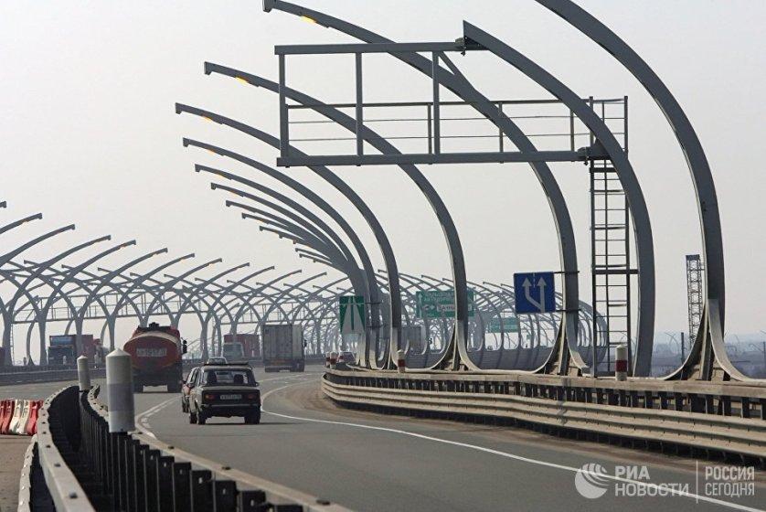 Стоимость строительства центрального участка ЗСД оценивается в 120 миллиардов рублей, из них более 69 миллиардов – собственные и заемные средства МСС, а софинансирование за счет федерального бюджета – 50,7 миллиарда.