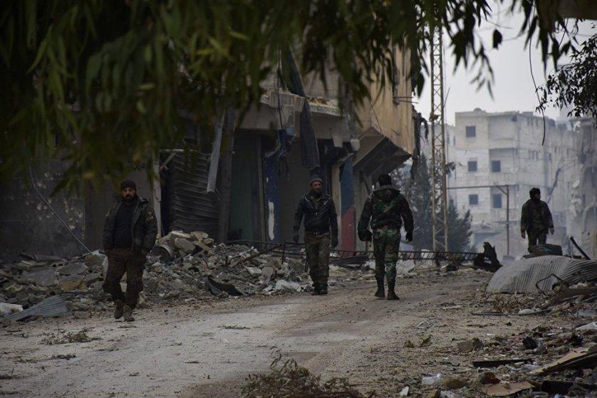 Глава Минобороны России заявил в пятницу, 23 декабря, что операция по выводу боевиков из Алеппо завершена, созданы условия для начала переговоров о полном прекращении огня в Сирии.