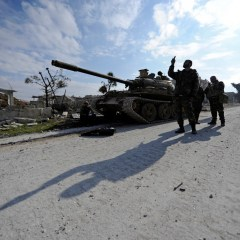 Генштаб ВС РФ сообщил о завершении операции по освобождению Алеппо