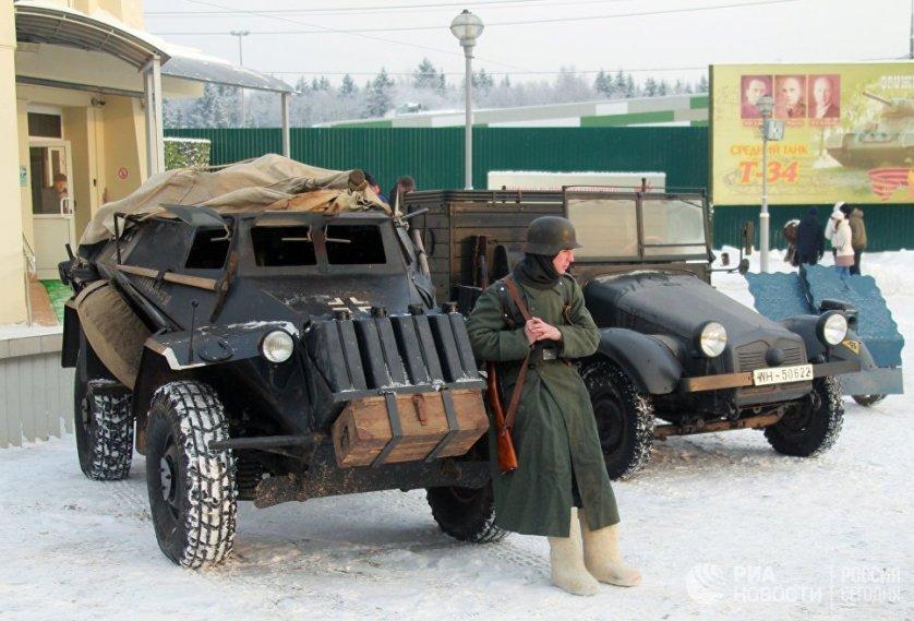 """В противостоявшей советским войскам группе армий """"Центр"""" было свыше 1,7 миллиона человек, около 13,5 тысяч орудий и минометов, 1170 танков."""