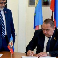 Глава ЛНР: Порошенко сорвал минские переговоры для решения личных проблем