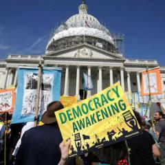 Соединённые Штаты Америки больше не могут считаться «полноценной демократией»