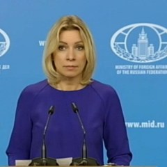 Захарова обвинила Киев в нарушении Женевской конвенции