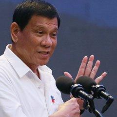 Дутерте пригрозил «съесть печень» экстремистов, казнивших вьетнамских заложников