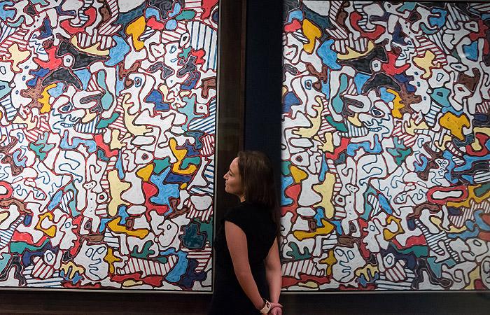 """Торги Christie's """"Послевоенное и современное искусство"""" в Лондоне"""