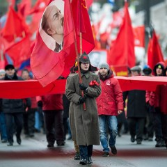 Fighting Russophobes & enemies of Soviet rule tops Communist election agenda