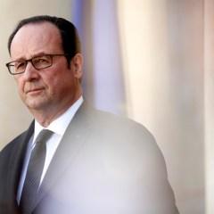Хакеры взломали фейсбук Франсуа Олланда