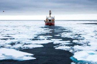 Ученые: Арктика является индикатором изменения климата