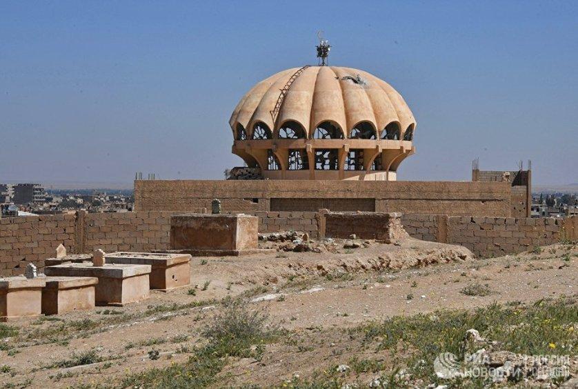 Дейр-эз-Зор расположен на северо-востоке Сирии. город является одним из последних плацдармов сирийской армии на Евфрате.