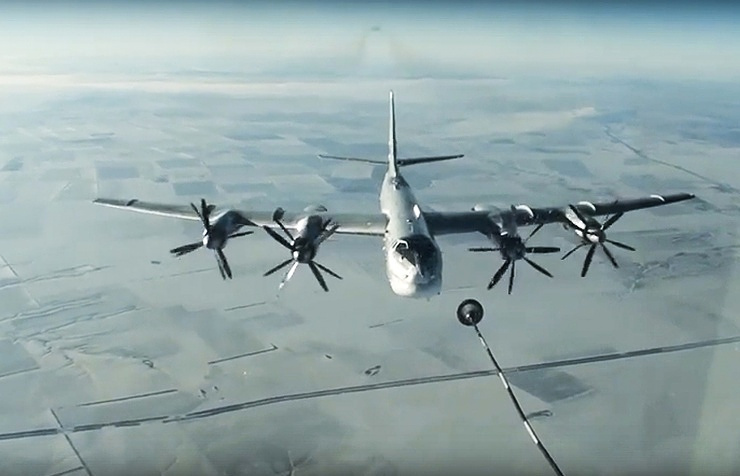 US decides not to intercept Russian bombers flying near Alaska