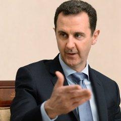 Асад рассказал, как будет решаться вопрос об изменении названия САР