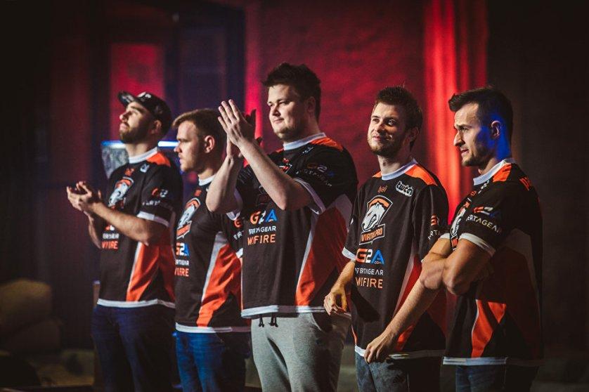 Команда Virtus.pro – самый успешный коллектив в истории Counter-Strike: Global Offensive