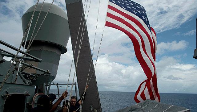 США и Египет проводят совместные военные учения в Красном море