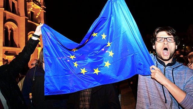 Почему ЕС и Сорос объединились против Венгрии: дикарям думать не положено